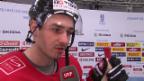 Video «Hollenstein: «Drei Punkte holen, alles andere zählt nichts»» abspielen