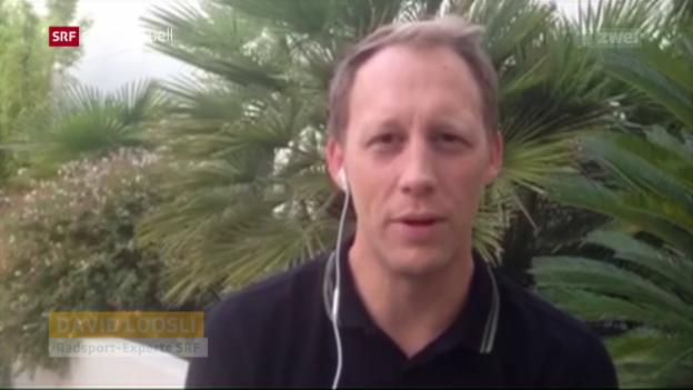 Video «SRF-Rad-Experte David Loosli über die Jury-Entscheidung» abspielen
