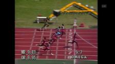 Link öffnet eine Lightbox. Video Johnson vs. Lewis: Der 100-m-Final von Seoul 1988 abspielen