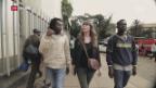 Video «Strassenkinder führen Touristen durch Nairobi» abspielen