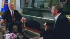 Video «FOKUS: Interview mit Präsident Hashim Thaçi» abspielen