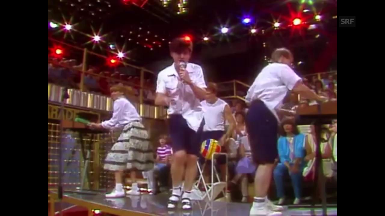 Markus – «Ich will Spass» (1982)