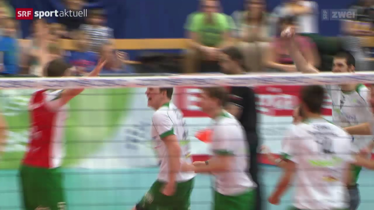 Volleyball: Die Cup-Finals in Bern