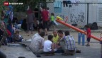 Video ««Die Bedingungen sind furchtbar»» abspielen