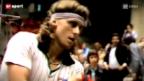 Video «Tennis: Vorschau auf die Swiss Indoors» abspielen