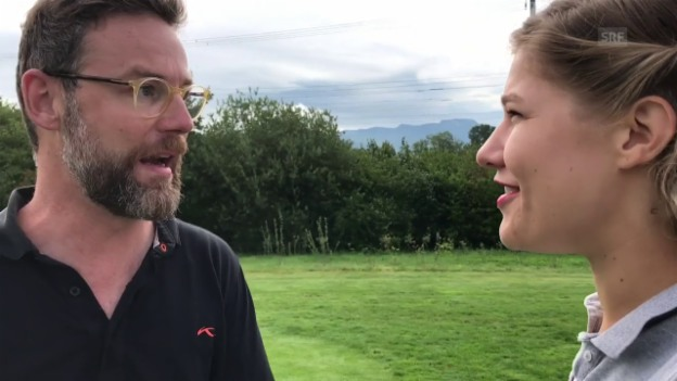 Video ««Kennsch Golf? Hey überlegg!»» abspielen