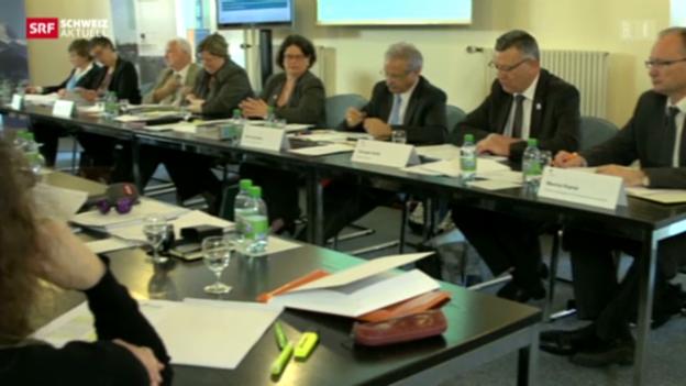 Video «Sparpaket der Freiburger Regierung» abspielen