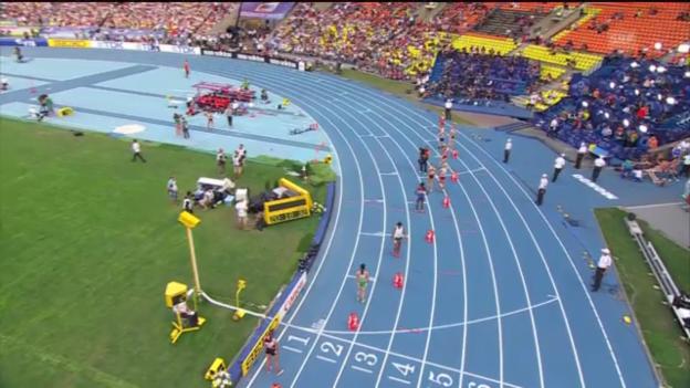 Video «800 m von Sprunger und Züblin» abspielen
