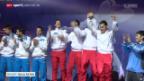 Video «Fechten: Weltcup in Paris» abspielen