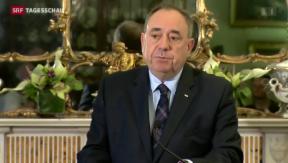 """Video «Schottland sagt """"no"""" zur Unabhängigkeit» abspielen"""
