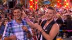 Video «Roman Kilchsperger und Andreas Gabalier» abspielen