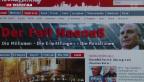 Video «Uli Hoeness wegen Steuerhinterziehung vor Gericht» abspielen