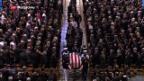 Video «Trauerfeier für John McCain» abspielen