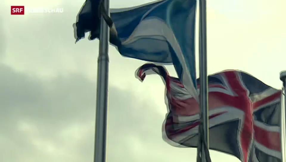 Schottland liebäugelt mit der Unabhängigkeit