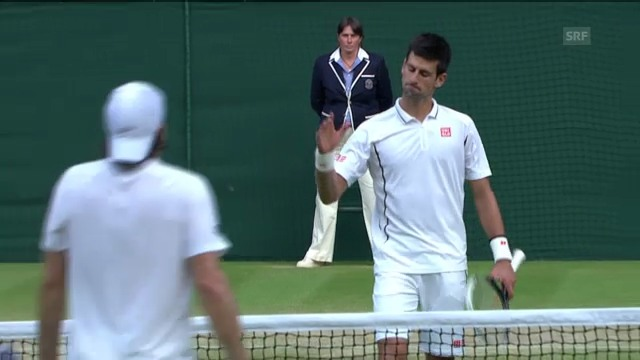 Highlights Djokovic/Haas («sportlive»)