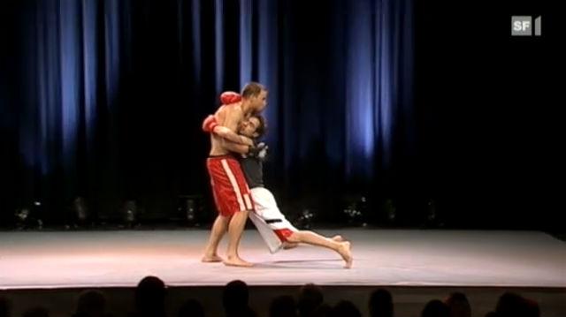 «DivertiMento»: Boxkampf