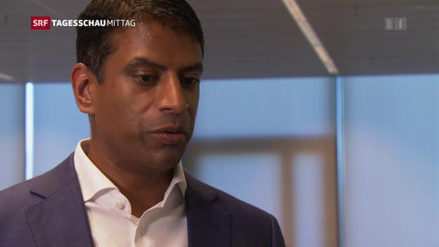 Video «Neuer Chef für Novartis» abspielen
