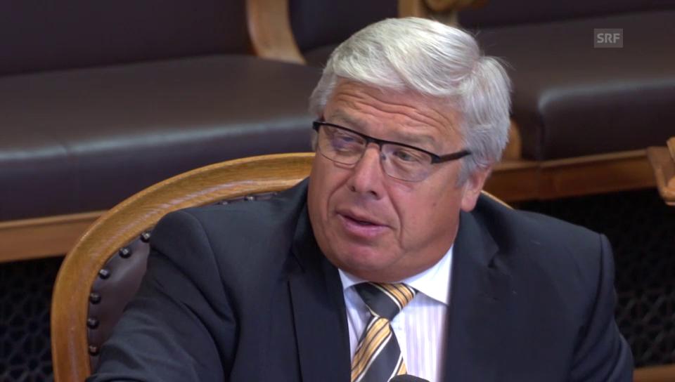 Peter Föhn (SVP/SZ): «Ausser Spesen nichts gewesen»