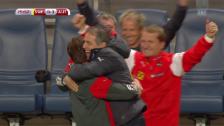 Video «Fussball: EURO-Quali, Schweden - Österreich» abspielen