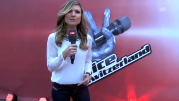 Video «Viola zeigt den Weg der Talents» abspielen