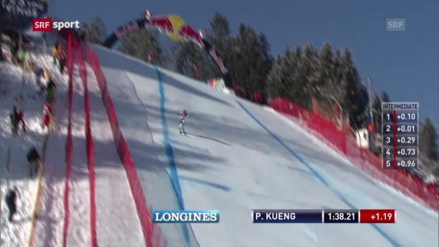Ski: Abfahrt in Kitzbühel («sportaktuell»)