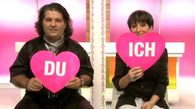 «Ich oder Du» mit Salvo und Stephanie Bähler