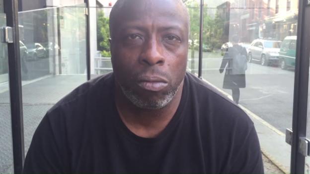 Video «Davids Schicksal ist kein Einzelfall in den USA» abspielen