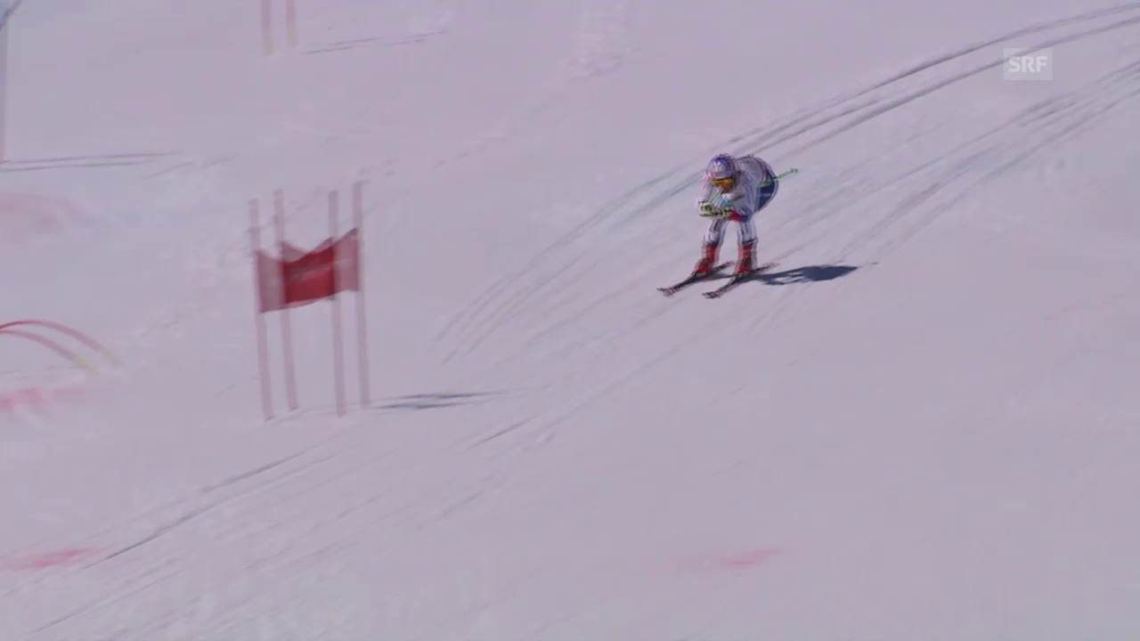 Ski: Schweizer Meisterschaften in St. Moritz, Riesenslalom der Männer
