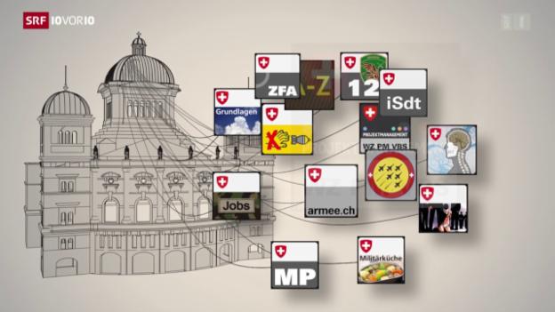 Video «Teure Apps der Bundesverwaltung» abspielen