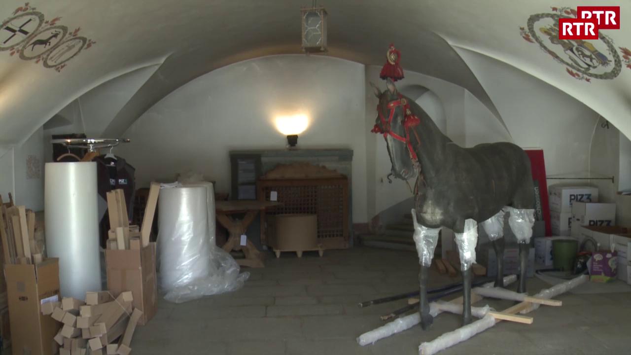 Midada en il museum engiadinais