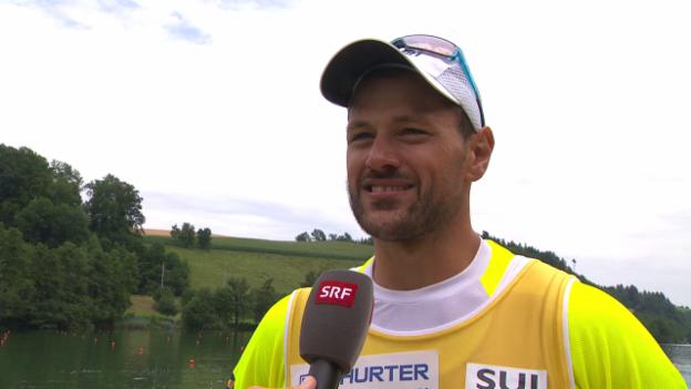 Video «Stahlberg: «Es gibt schlimmere 4. Plätze»» abspielen
