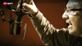 Video ««Retro» mit Beni: Wayne Gretzky und Vreni Schneider» abspielen