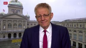 Video «DSI-Abstimmungsresultat schlägt Wellen im Ausland» abspielen