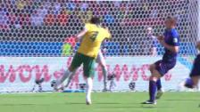 Link öffnet eine Lightbox. Video Cahills Traumtor an der WM 2014 abspielen