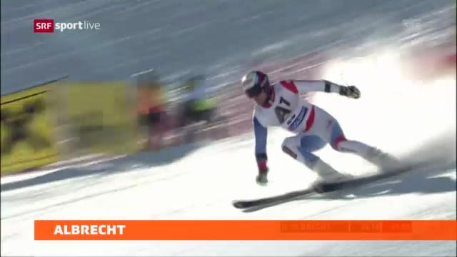 Daniel Albrecht nicht mehr im Kader («sportlive»)