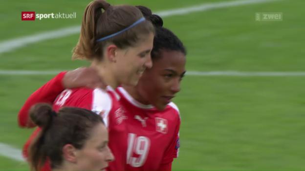 Video «Frauen-Nati so gut wie an der EM» abspielen