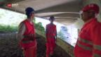 Video «Wie sicher sind Schweizer Brücken?» abspielen