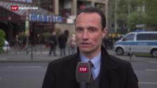 Video «Einschätzungen von SRF-Korrespondent Adrian Arnold» abspielen