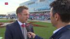 Video «Co-Trainer Reto von Arx über die Niederlage gegen Kasachstan» abspielen