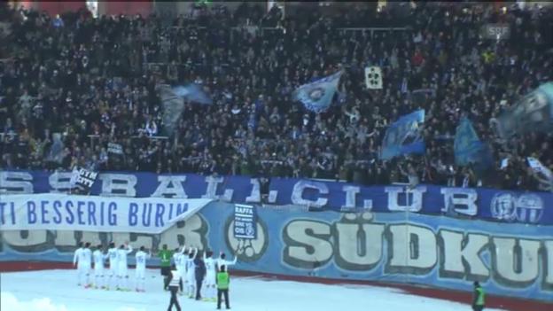 Video «FC Zürich - Lausanne Sport» abspielen