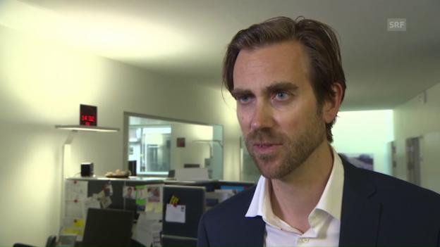 Video «Liga-CEO Schäfer: «Der Fall FC Biel ist eine neue Eskalationsstufe»» abspielen