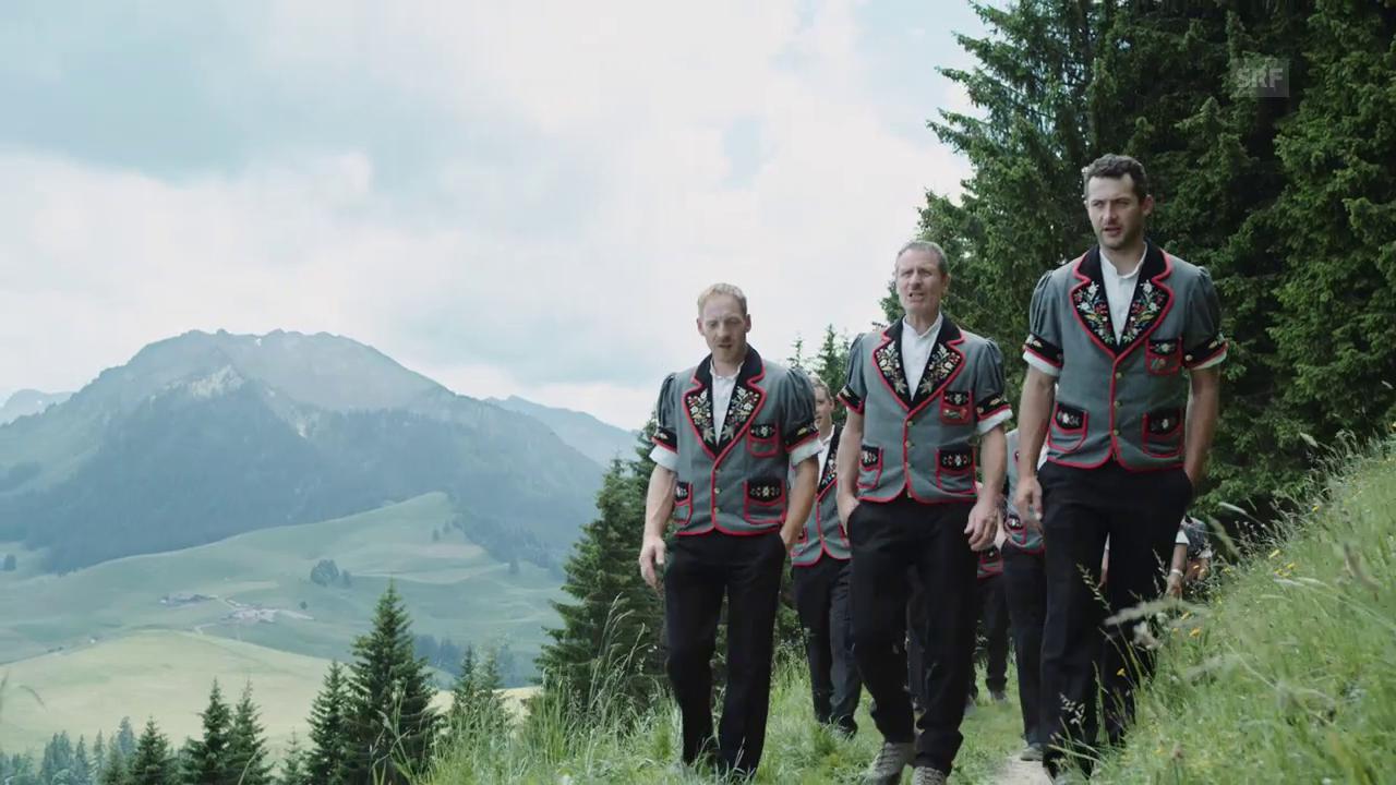 «Land ob de Wolke» Jodlerklub Wiesenberg
