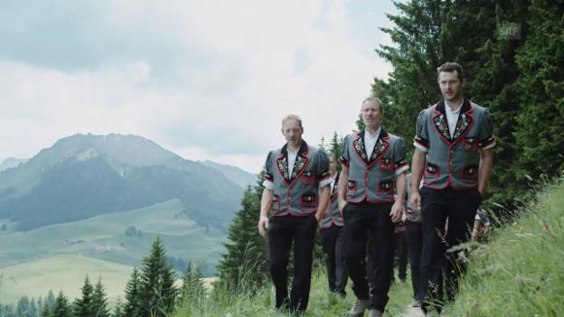 Video ««Land ob de Wolke» Jodlerklub Wiesenberg» abspielen