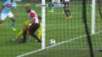 Video «ManCity überrennt überfordertes Feyenoord» abspielen