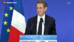 Video «Nicolas Sarkozy im Aufwind» abspielen