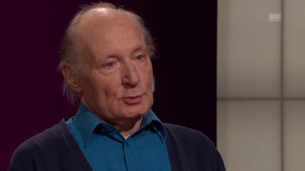 Video «Eugen Drewermann: Eine Theologie der Märchen» abspielen