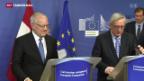 Video «Schneider-Ammann bei Juncker» abspielen