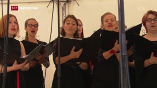 Video «1.-August-Feier: Die Hymne» abspielen