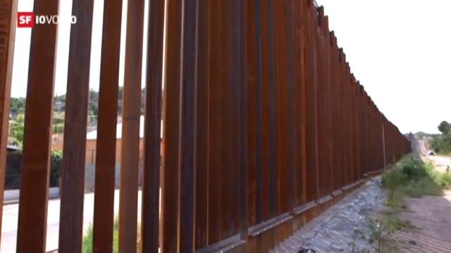 Der «Tortilla-Vorhang» – im Land der Einwanderer