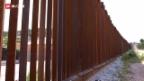 Video «Der «Tortilla-Vorhang» – im Land der Einwanderer» abspielen